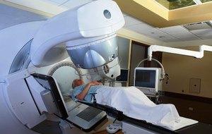 Лучевая терапия как средство против рака.
