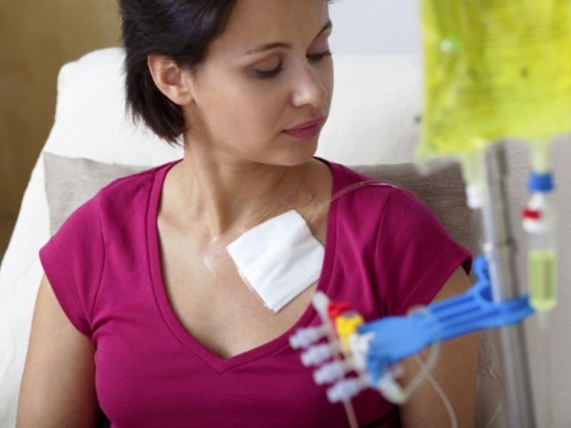 Химиотерапия также эффективна при лечении злокачественных образований на коже.