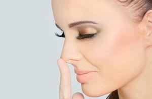 Как сделать нос по длине меньше
