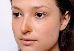Как замаскировать нос косметикой