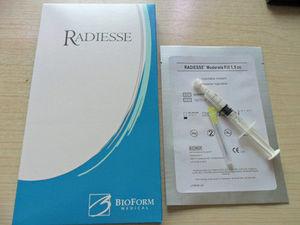 Radiesse - это препараты и филеры для увеличения объема губ.