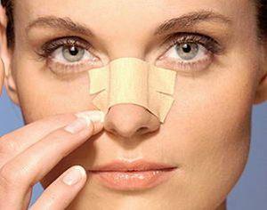 Как уменьшить мясистость носа