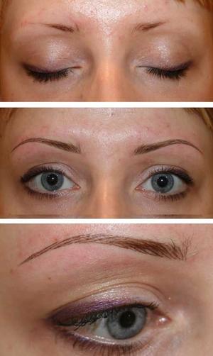 Кому противопоказан перманентный макияж