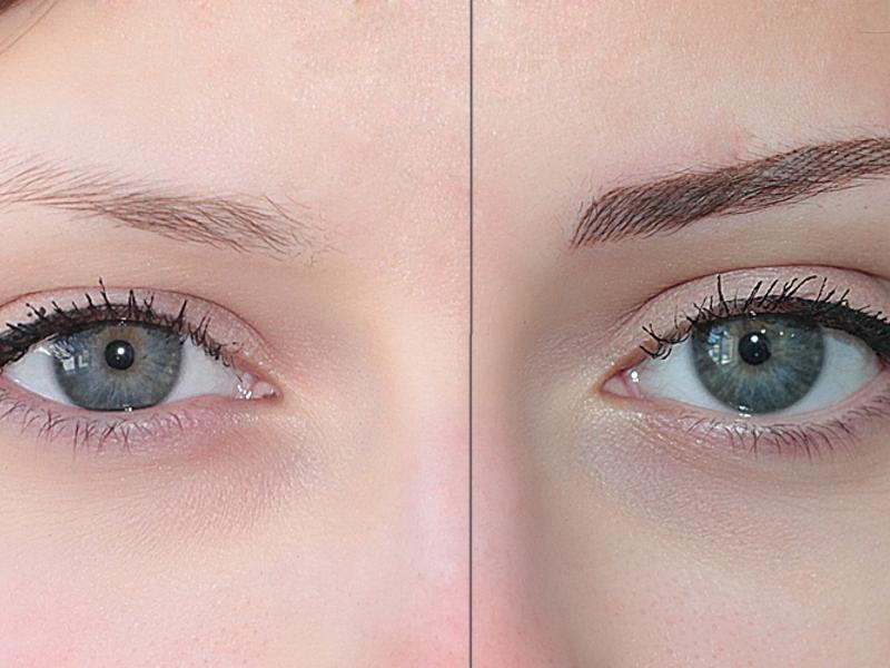 Методика нанесения перманентного макияжа
