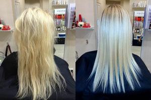 Ботокс для волос спб отзывы