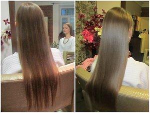 ботокс волос в москве цена