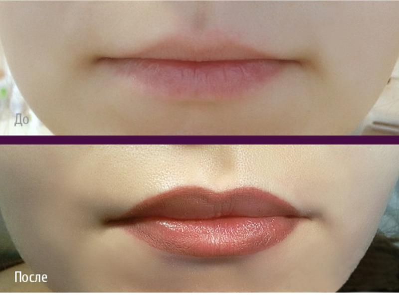 Особенности проведения макияжа