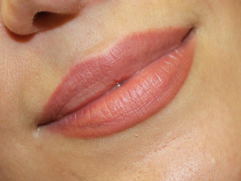 Технология перманентного макияжа