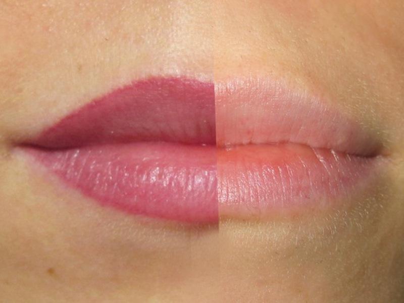 Как выполняется перманентный макияж