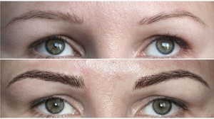 Что такое перманентный макияж бровей