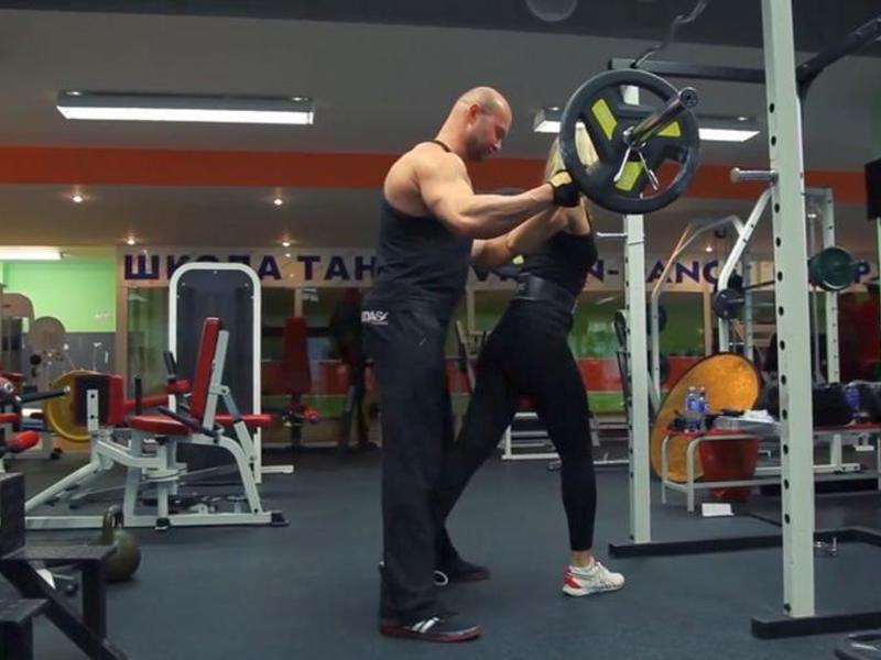 Упражнения для ягодичных мышц